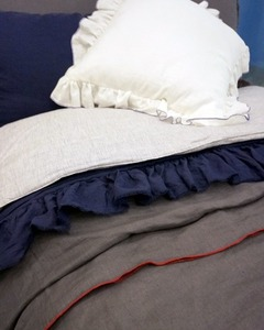 about Linen Bedding