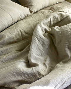 Basic Linen Bedding