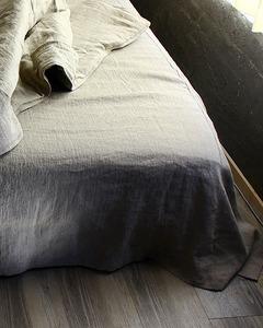 Linen Basic Bed Skirt