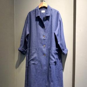 pocket long jacket